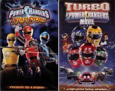 Turbo Power Rangers 2 - turbo a power rangers movie vhs ebay