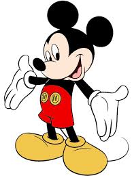 clipart mickey mouse 80336