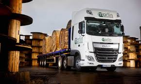 Daf Xf Super Space Cab Interior Marlin Industries Switches To Top Spec Daf Xf Fleet News Evans