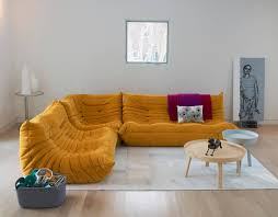 housse canap togo ligne roset duo designed their house around s artist studio canapés