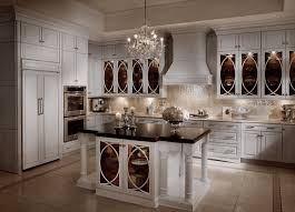 white leaded glass kitchen cabinets luxury kitchen cabinetry designs for your remodel gerety