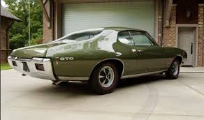 Pontiac Gto Pictures On The Block 1968 Pontiac Gto Ram Air Ii Coupe Update Sold Price