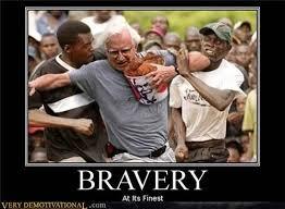 Kfc Chicken Meme - bravery very demotivational demotivational posters very