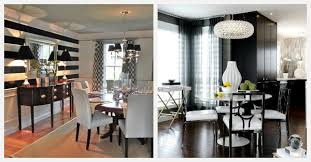 black and white dining room ideas decorating with black and white ideas for every room