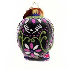 christopher radko drop dead gorgeous glass ornament sbkgifts com