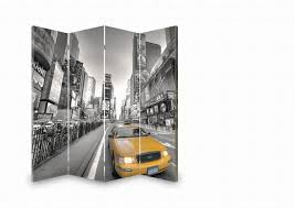 New York Room Divider Creative Of New York Room Divider Screen With New York Canvas Room