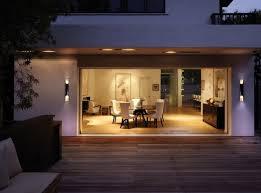 Garden Wall Lights Patio Outdoor Wall Lighting Trends 2017 Design Contract