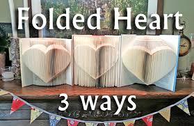 folded book 1 pattern 3 ways youtube