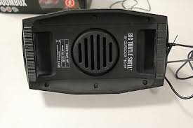 Rugged Boombox Parts Repair Outdoor Tech Ot4200 Big Turtle Shell Rugged Boombox