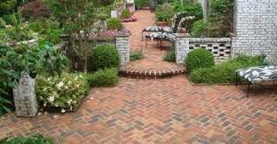How To Clean Patio Slabs Without Pressure Washer How To Clean Bricks Using Oxygen Bleach