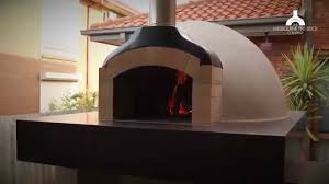 precut wood fired pizza oven kit youtube