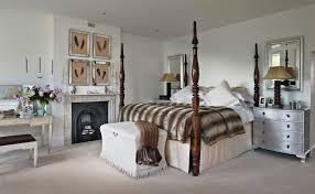Silver Nightstands Silver Nightstands Bedroom Contemporary With Carpet Flooring