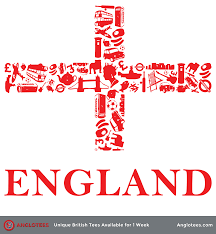 Englands Flag This Is England Our Tribute To The English Flag Est Ship Date
