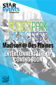 forest park music fest starevents