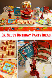 dr seuss birthday party ideas a seussical themed dr seuss birthday party