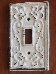 painted light switch covers fleur de lis light switch covers best painted light switch plates