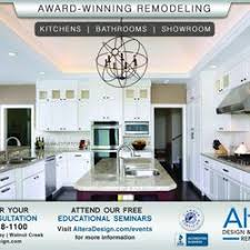 Free Kitchen Design Home Visit Altera Design U0026 Remodeling 158 Photos U0026 18 Reviews Contractors
