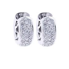 white gold huggie earrings huggies earrings white gold mens white gold diamond huggie
