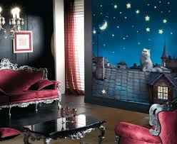 night time kitten wall mural by wallandmore great children room night time kitten wall mural by wallandmore great children room idea to create the bedroom