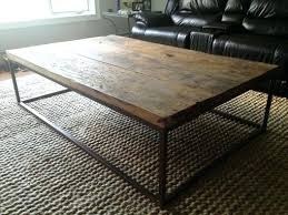 Rustic Industrial Coffee Table Industrial Look Coffee Table Industrial Coffee Table Legs