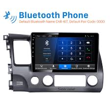 code for radio honda civic inch 1024 600 hd touch screen android 6 0 gps navigation radio for