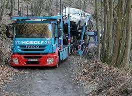 camion porta auto sciopero camion per il trasporto auto bisarche ferme dal 6 al 10