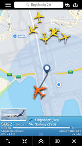 Singapore Airlines Route Map by Review Of Singapore Airlines Flight From Sydney To Singapore In