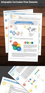 Infographic Resume Template Free 15 Creative Infographic Resume Templates