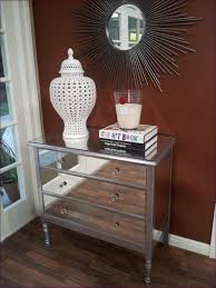 Affordable Mirrored Nightstand Nightstand Mirrored Nightstand Dresser Marble Top Two Drawer