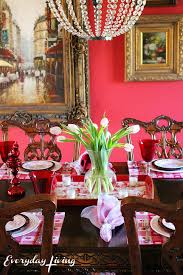 Valentine S Dinner At Home by Tablescape Tuesday Love One Another