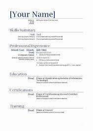 blank resume formats 11 unique blank resume format daphnemaia daphnemaia
