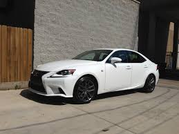 lexus white is250 pulled the trigger today new is350 awd f sport page 5