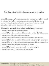 criminal justice resume examples doc 550713 sample criminal justice resume justice resume top8criminaljusticelawyerresumesamples150723072408lva1app6892thumbnail4jpgcb 1437636290 sample criminal justice resume