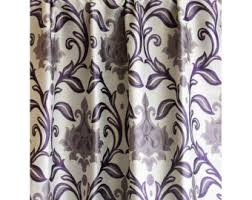 Purple And Brown Shower Curtain Shower Curtain Panel Etsy