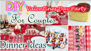 how to decorate for valentines day party food treat