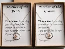 wedding gift jewelry set of 2 of the and groom gift cards necklace