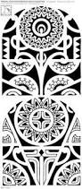Polynesian Art Designs Polynesian Designs And Patterns Round Polynesian Tattoo Round