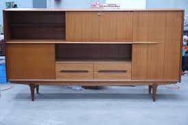 mobilier vintage scandinave enfilade scandinave teck blond simat vintage u002760 mobilier 3615
