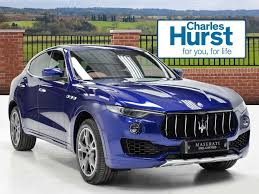 maserati blue 2017 maserati levante d v6 blue 2017 04 28 in county antrim gumtree