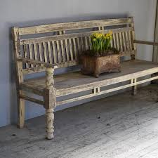 Teak Bench Colonial Teak Bench Seat Elements I Love