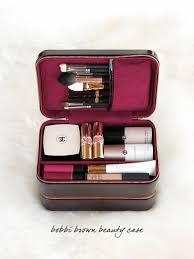 Makeup Box the look book brown travel pinteres
