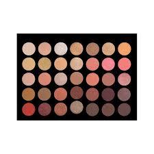 35rg rose gold eyeshadow palette