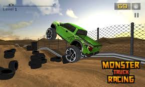 monster trucks video monster truck racing 3d android apps on google play