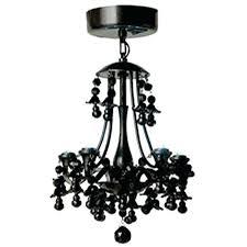 Chandelier Ceiling Fan Light Kit Black Crystal Ceiling Lights Black Chandelier Ceiling Lights Black