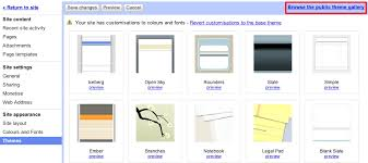 google drive blog apply template themes to existing sites in