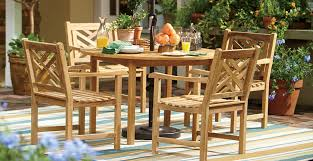 what is the best for teak furniture oiling teak furniture important teak care tips wayfair