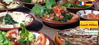 livre cuisine libanaise le cèdre restaurant traditionnel libanais à avignon près de cavaillon