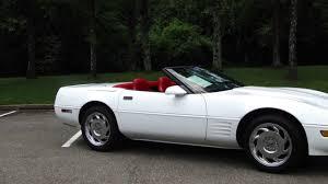 1994 chevy corvette 1994 chevrolet corvette convertible