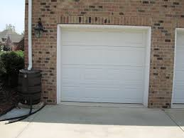 single car garage doors