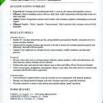 resume sample resume download for it jobs customer service
